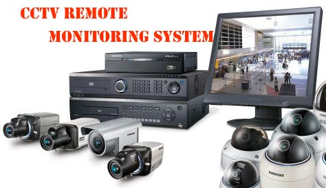 CCTV Remote Monitoring Systems